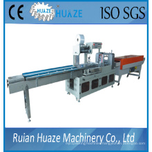Overwrapping Wrapper Shrink Machine